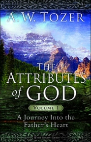 Attributes of God: Volume 1 (with Study Guide)