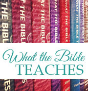 What the Bibles Teaches Commentaries