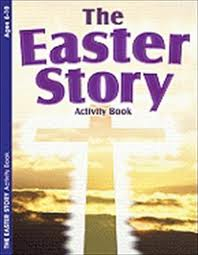 Easter Activity Book Ages 6-10