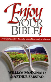 Enjoy Your Bible