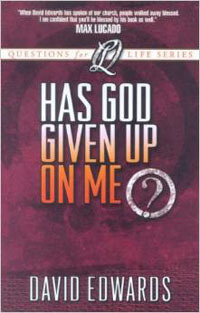 Has God Given Up? O/P