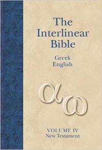 Interlinear Bible Greek-English New Testament (Book 4)