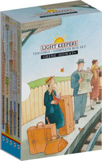 Ten Girls Complete Box Set (Lightkeepers Series)