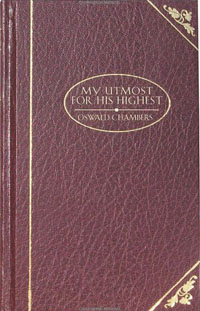 My Utmost for His Highest (Classics) HC