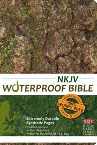 NKJV Waterproof Bible Camouflage