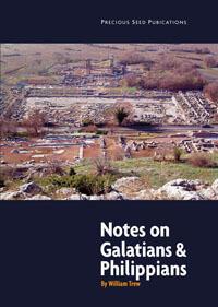 Notes on Galatians & Philippians *