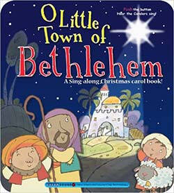 O Little Town Of Bethlehem HC