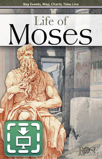 Pamphlet: Life of Moses