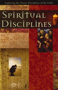 Pamphlet: Spiritual Disciplines