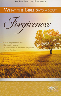 Pamphlet: What The Bible Says About Forgiveness