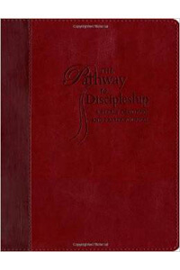 Pathway To Discipleship (devotional  & prayer journal NKJV)