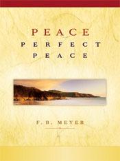 Peace Perfect Peace  ECS