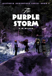 Purple Storm (Aletheia Adventure Book 2) - childrens