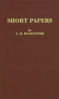 Short Papers (4 Book Set)