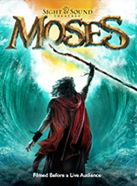 DVD Sight and Sound Moses