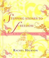 Stepping Stones To Freedom 40 Day Devotional