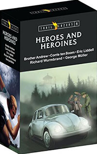 Trailblazer Heroes & Heroines Box Set #5