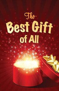 Tract: Best Gift of All (ESV) Christmas
