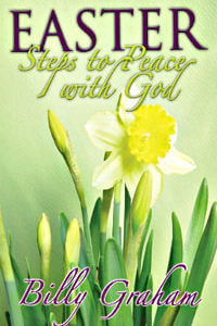 Tract: Easter Steps to Peace with God