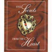 Tract: Five Secrets from the Heart 10 Tracts / 10 Heart Pins