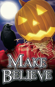 Tract: Make Believe (20 pkg) Halloween  KJV