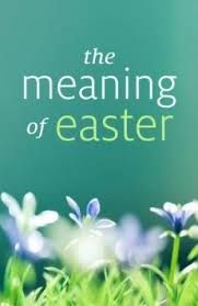 Tract: Meaning Of Easter KJV