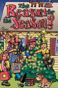 Tract: Reason For The Season? KJV pkg 20