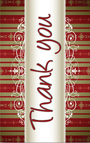 Tract: Thank you (Tip Tract) NKJV