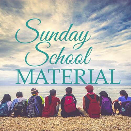 Sunday School Material