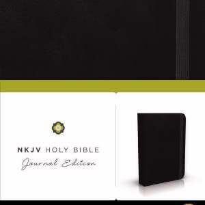 nkjv-journal-black-hardcover
