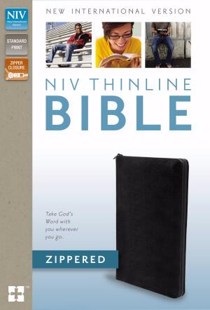 NIV Thinline Bible Zipper
